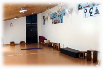BKS Iyengar Yoga Shala at KARE