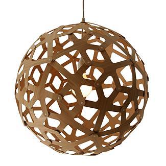 Coral Pendant by David Trubridge