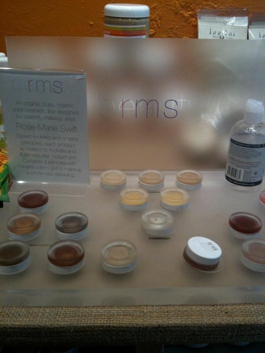 RMS pure organic cosmetics