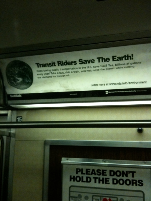 Can you save the environment by taking Public Transit?