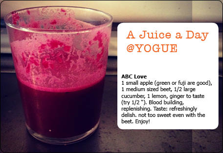 A Juice a Day #4