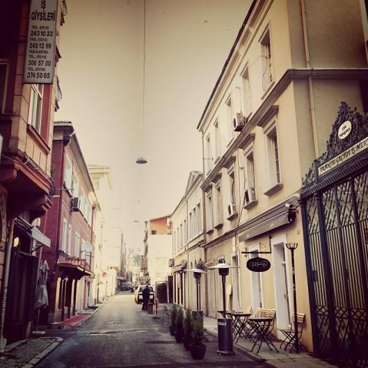 Karakoy, Istanbul